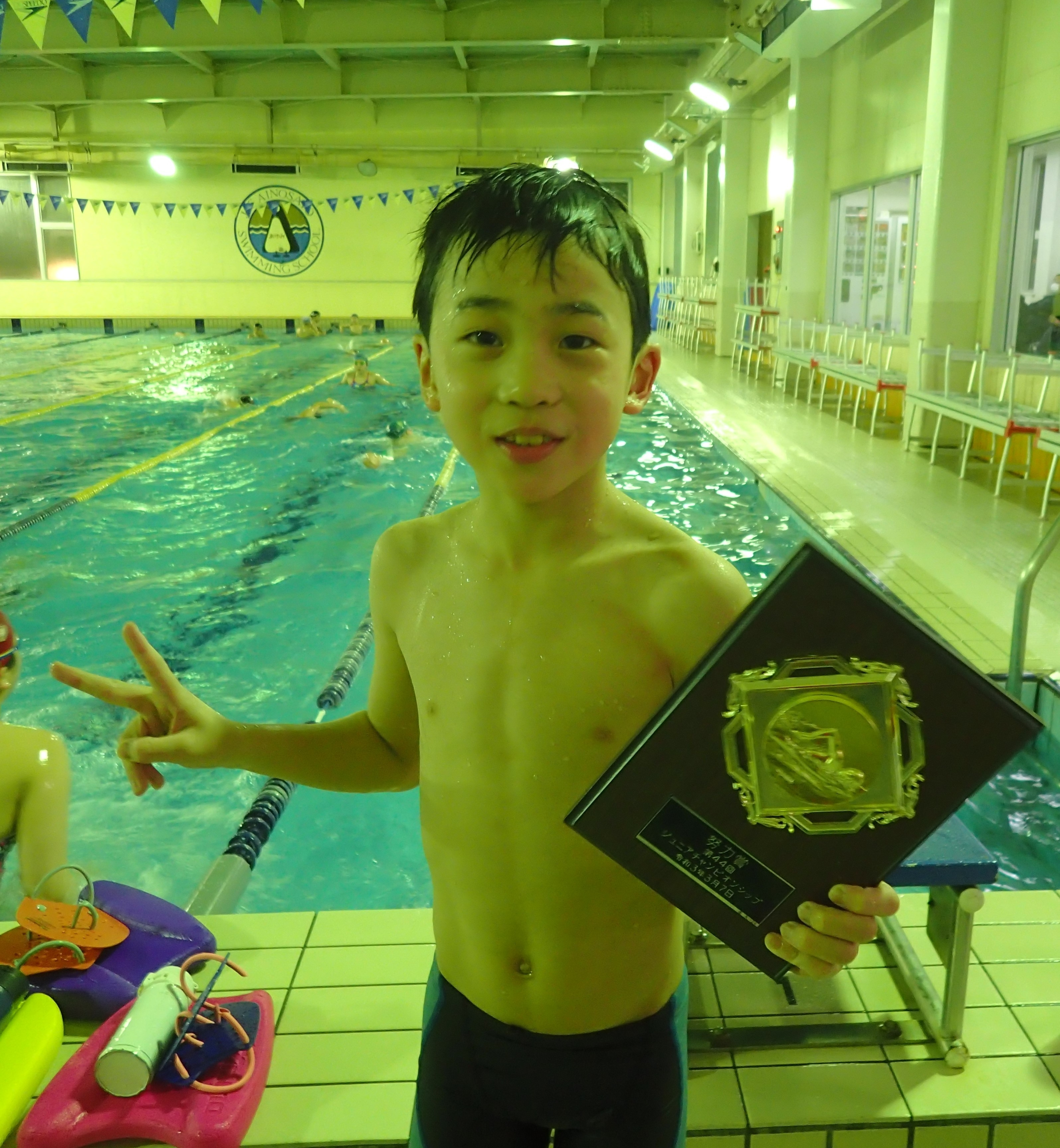 第44回 JSSジュニアチャンピオンシップ水泳競技大会 画像