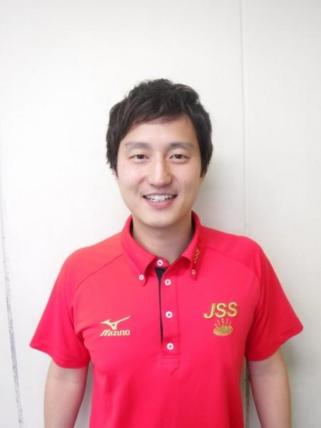 大井コーチ