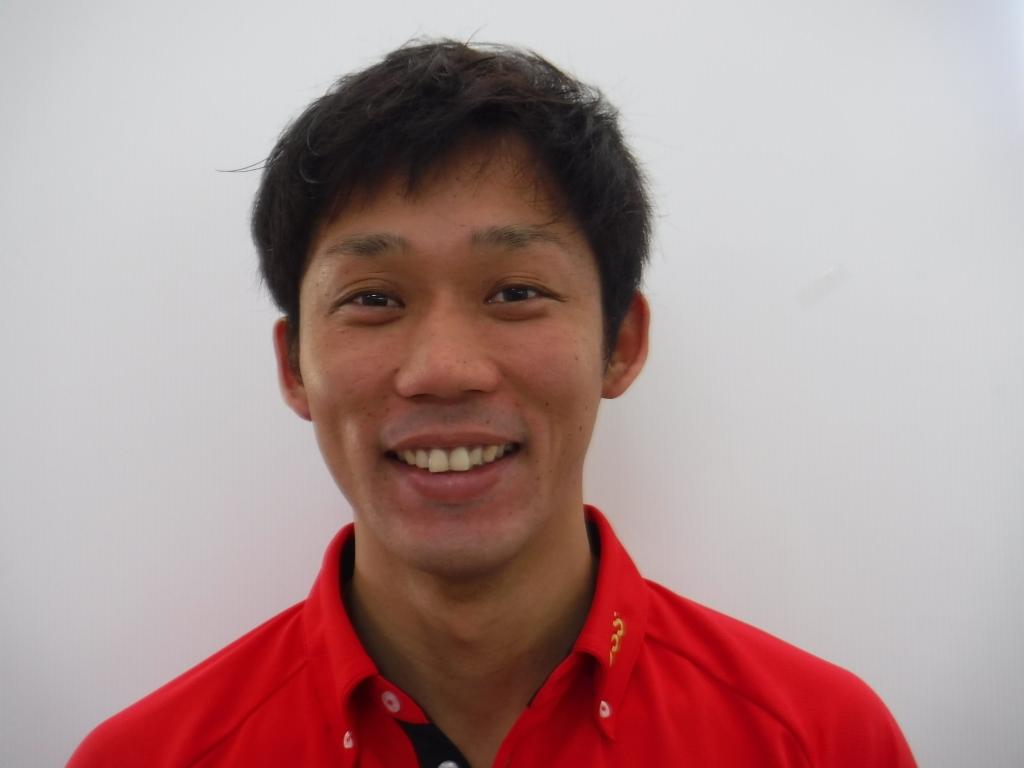 長岡チーフコーチ
