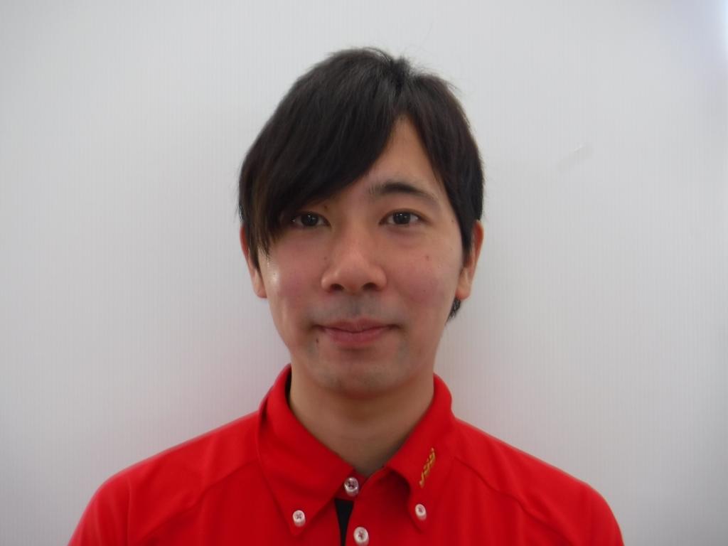笠尾コーチ