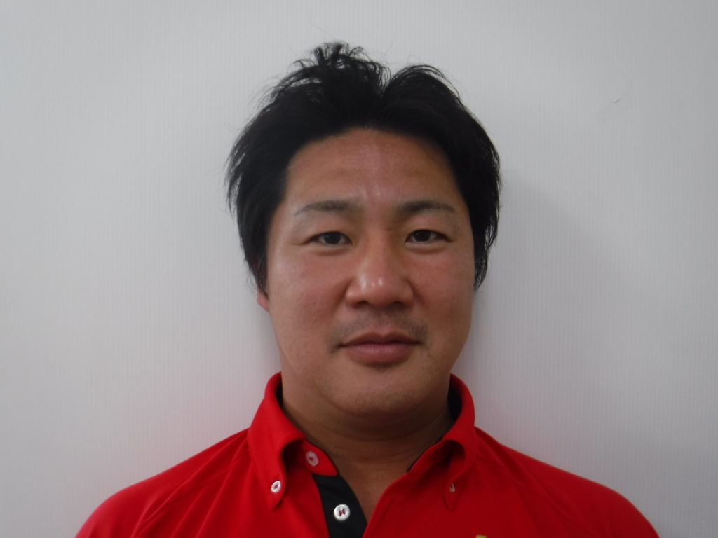 山田チーフコーチ