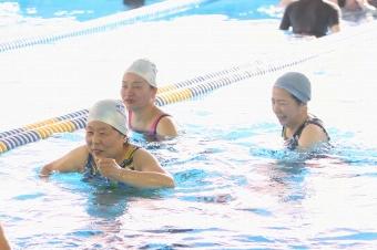 腰痛水泳コース