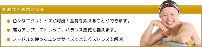 エクササイズ・ストレッチ・バランス感覚