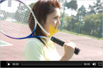 テニス動画