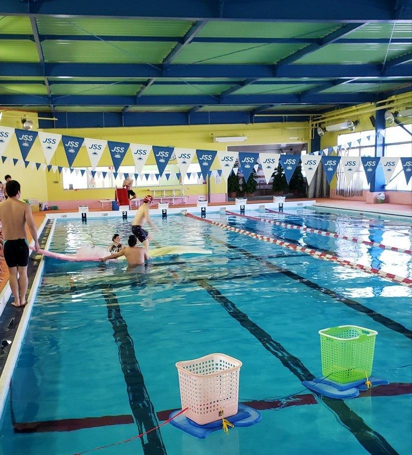 2021年初泳ぎ会 画像