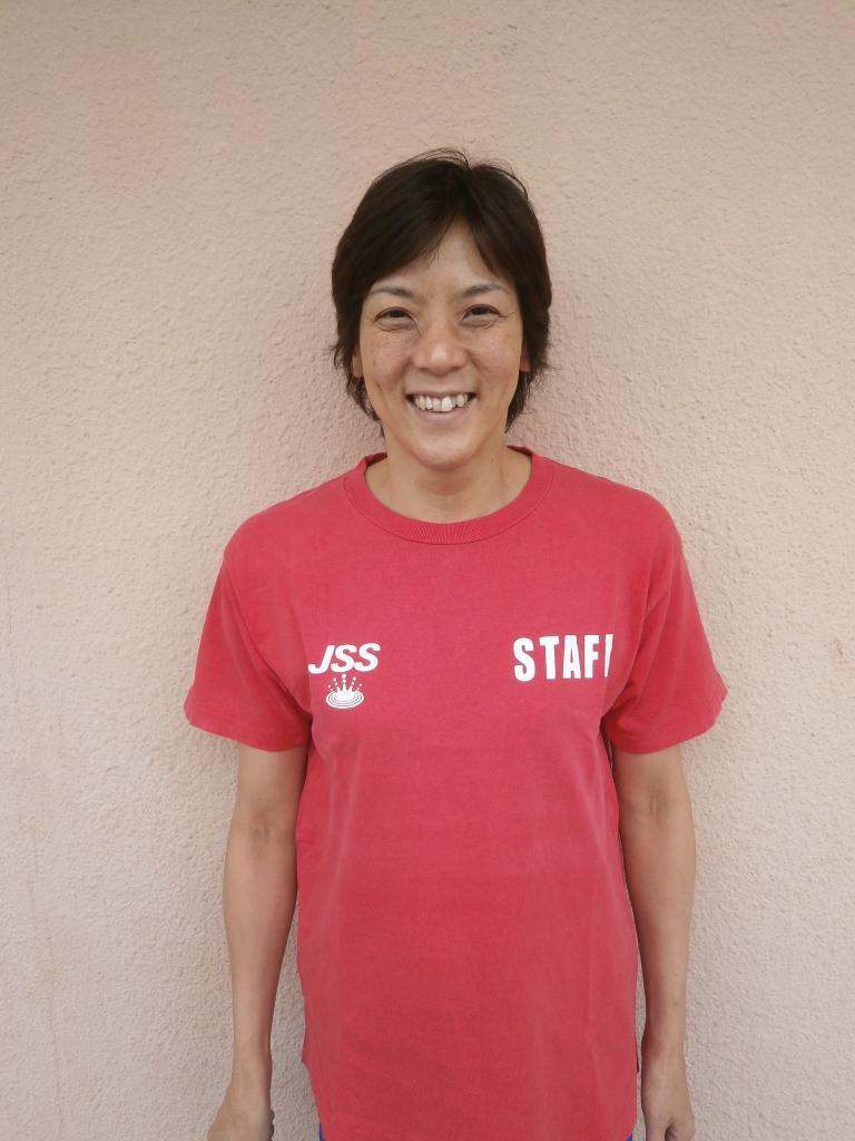 山口主任コーチ