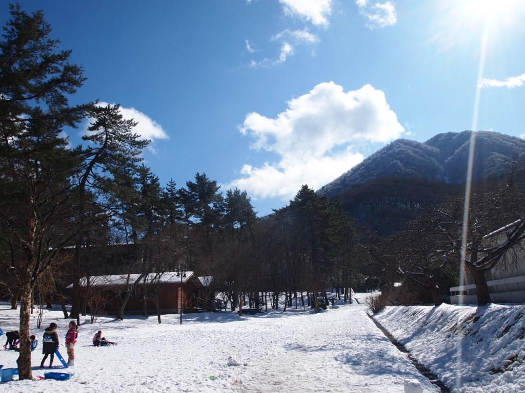 雪あそびに行ってきました! 画像