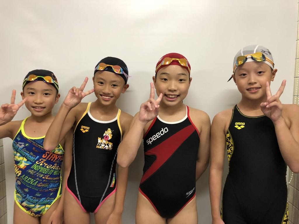 B女2019秋季チャンピオン3