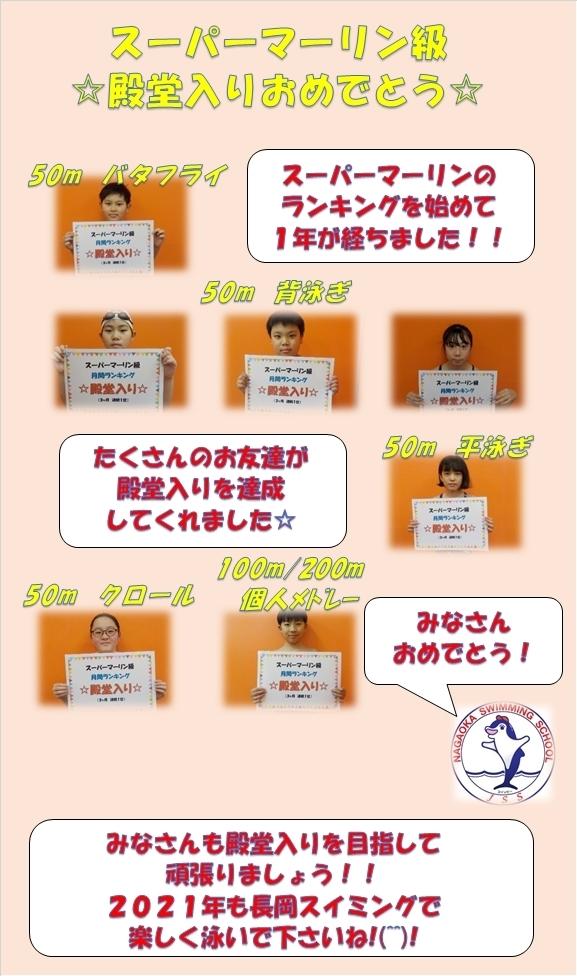 ☆スーパーマーリンランキング・殿堂入り達成☆ 画像