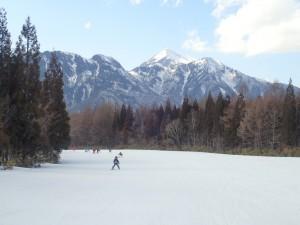 春スキーブログ用