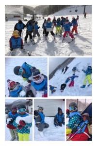 スキーハイク (2)