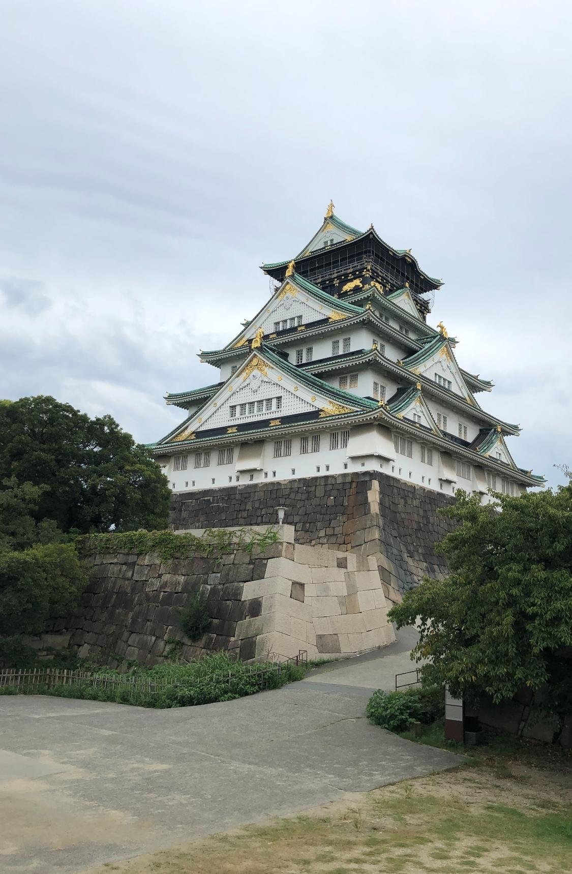 大阪城 画像